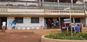 Centro Hospitalario Saint Dominique de Djunang