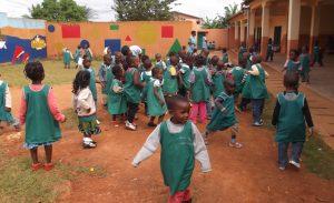 Becas contra la malaria