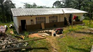Centro de Salud Católico de Ebot-Nkout