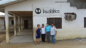 Centro de Salud Integral Insoláfrica, Kribi