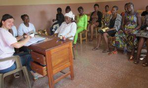 Centro de Salud de Nkolondom