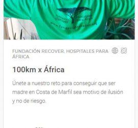 Hospitales - 100Km x África