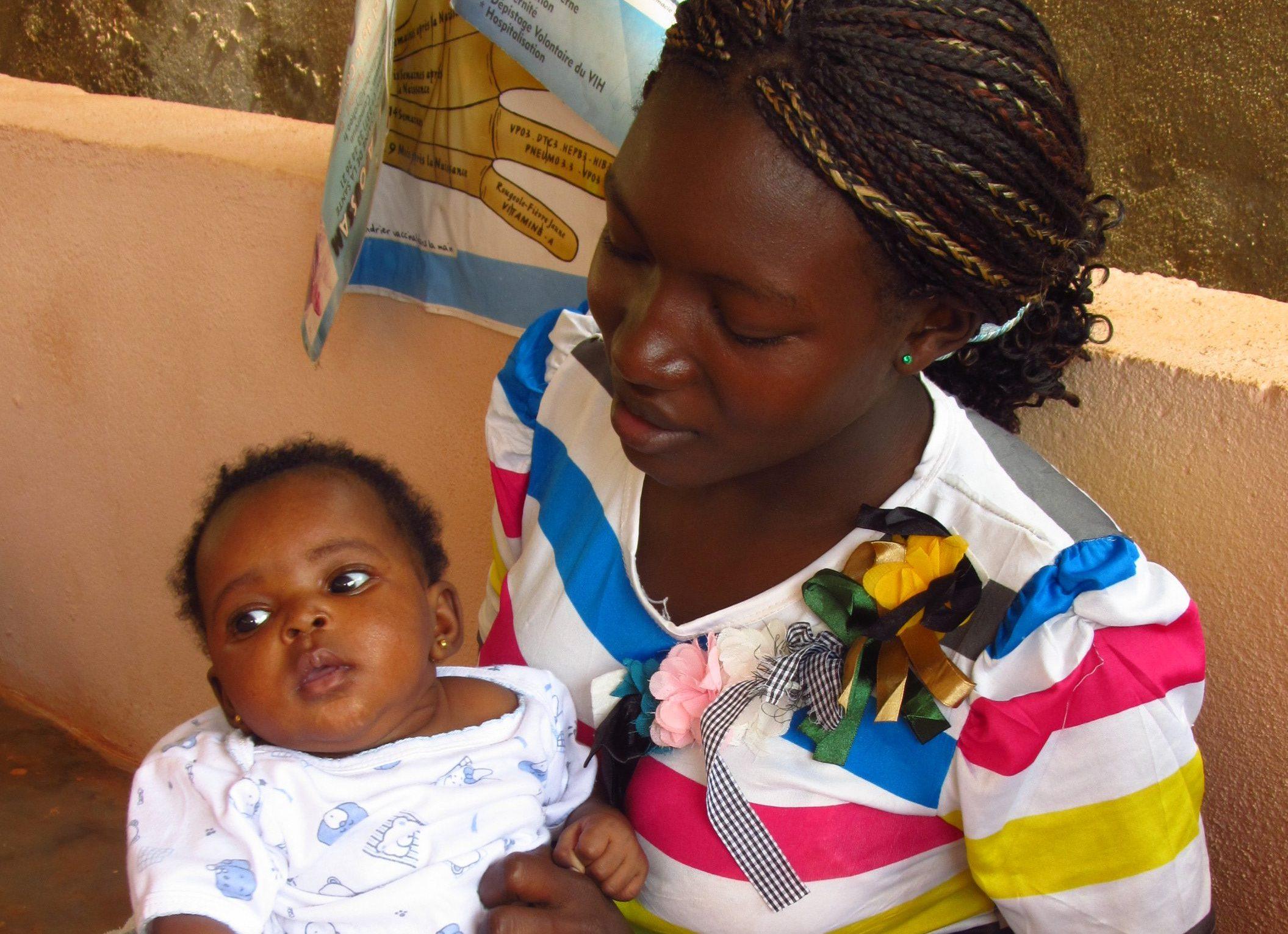 Salud materno-infantil