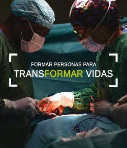 Formar personas para transformar vidas