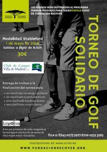 Torneo de Golf solidario