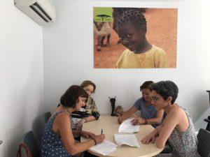Arrancamos una colaboración con Información Sin Fronteras