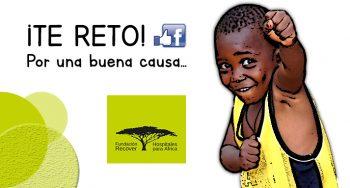Crea tu recaudación solidaria en Facebook ¡y reta a tus amigos por una buena causa!