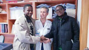 Quirónsalud premia a Gonzalo Aldamiz por su colaboración con Recover