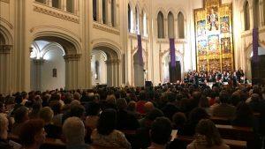 Recaudamos más de 7.000€ con nuestro concierto solidario 2019