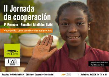 II Jornada de Cooperación Recover – UAM