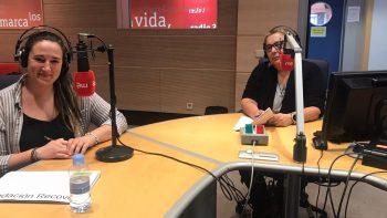 Entrevista en África Hoy de Radio Exterior de España