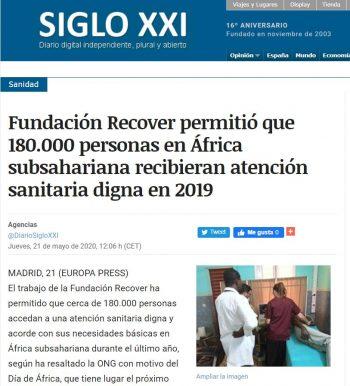 Día de África – Diversos medios