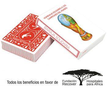 "Baraja solidaria ""El Gol de Todos"""