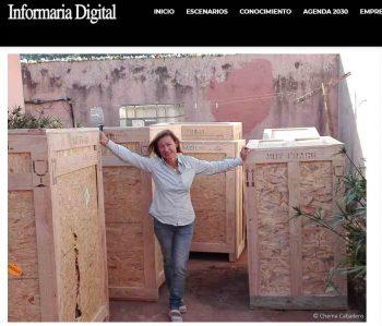Entrevista a Chus de la Fuente – Informaria Digital