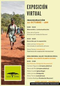 Ven a la inauguración virtual de nuestra exposición de fotos