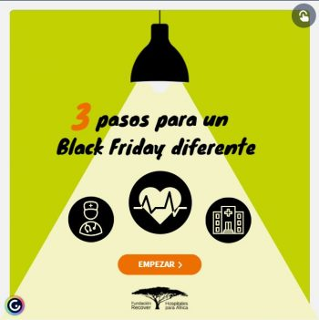 Un Black Friday diferente