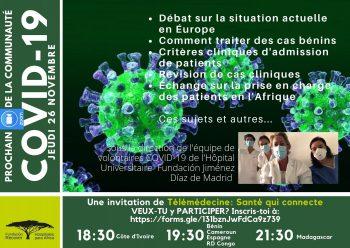 Sesión especial covid-19 (en francés)