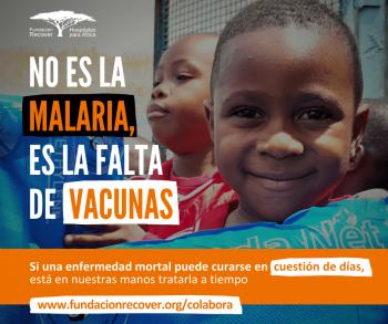 No es la malaria, es la falta de vacunas