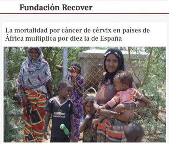 Cáncer de cérvix en Camerún – Diversos medios