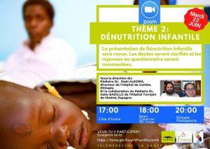 Desnutrición infantil – Sesión virtual
