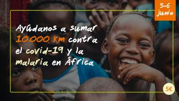 Cómo sumar km por África