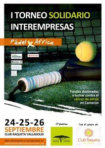 I Torneo solidario interempresas | Pádel x África