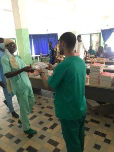 ¡Buenas noticias en Chad!