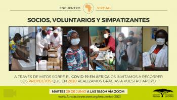 Encuentro de socios, voluntarios y simpatizantes 2021